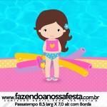 Passatempo Pool Party Menina