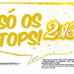 Plaquinha Divertida para Fotos 2016 Ano Novo 15