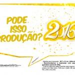 Plaquinha Divertida para Fotos 2016 Ano Novo 18