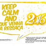 Plaquinha Divertida para Fotos 2016 Ano Novo 23