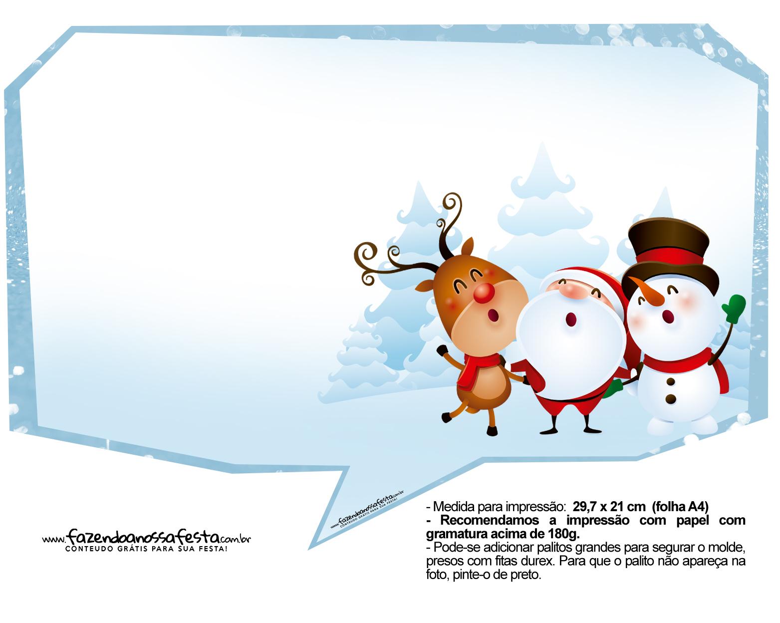 Plaquinha de Natal -36