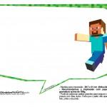 Plaquinhas Minecraft 29