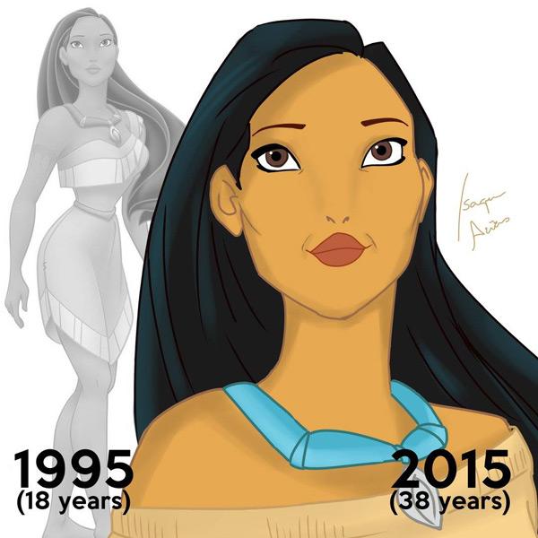 Pocahontas-mais-velha