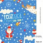 Sacolinha Natal Boas Festas A4 - Parte 1