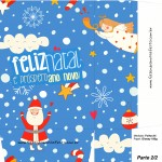 Sacolinha Natal Boas Festas A4 - Parte 2