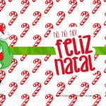 Sacolinha Natal Hohoho A3