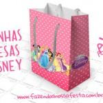 Sacolinha Surpresa Princesas da Disney