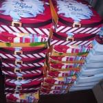 Caixinha de BomBom para Natal 5 Presentes Baratos e Rápidos para o Natal