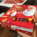 Caixinha de BomBom para Natal 4 Presentes Baratos e Rápidos para o Natal