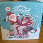 Caixinha de BomBom para Natal 1 Presentes Baratos e Rápidos para o Natal