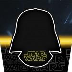 Balde de Pipoca Kit Festa Star Wars