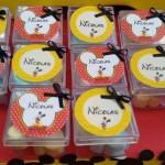Balinhas Festa Mickey Mouse do Nicolas