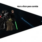 Bandeirinha Sanduiche 3 Star Wars
