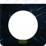 Bandeirinha Varalzinho Quadrada Star Wars