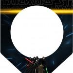 Bandeirinha Varalzinho Star Wars
