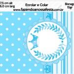 Bisnaga Brigadeiro 15gr Realeza Azul