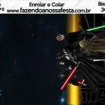 Bisnaga Brigadeiro 30gr Star Wars