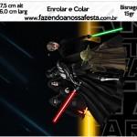 Bisnaga Brigadeiro Star Wars