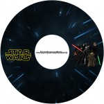 CD DVD Star Wars