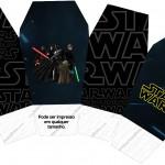 Caixa China in Box Star Wars