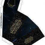 Caixa Fatia Star Wars