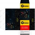 Caixa Remédio Star Wars