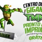 Centro de Mesa Tartarugas Ninjas – Grátis