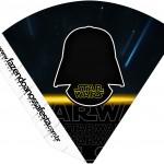 Cone Guloseimas Star Wars