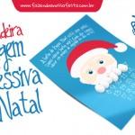 Contagem Regressiva para o Natal  – Papai Noel