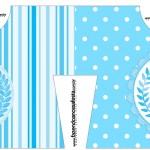 Convite Camisa Realeza Azul