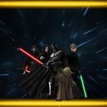 Convite Festa Star Wars