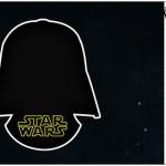 Convite Ingresso Star Wars