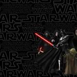 Convite ou Cartão Star Wars