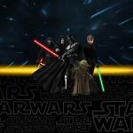Convite para festa Star Wars