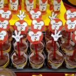 Copinho de Brigadeiro Mickey Mouse do Nicolas