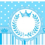 Copo de Brigadeiro Realeza Azul