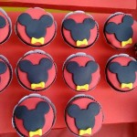 Cupcakes Mickey Mouse do Nicolas