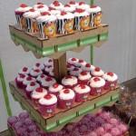 Cupcakes Festa Safari da Myrrha