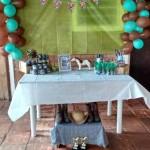 Decoração Festa Cowboy do Vitor