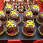 Doces Festa Mickey Mouse do Nicolas