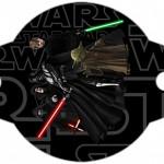 Enfeite Canudinho Star Wars