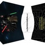 Envelope Fritas Star Wars
