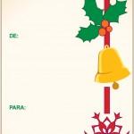 Etiquetas para Presente de Natal
