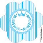 Flor Realeza Azul