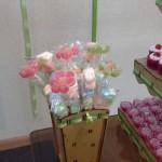Flor de Bala de Goma Festa Safari da Myrrha