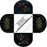 Forminhas Docinhos Star Wars
