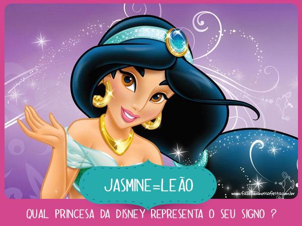 Jasmine - Leão