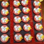 Latinhas Festa Mickey do Nicolas