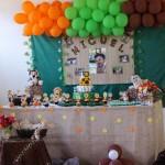 Festa Safari do Miguel