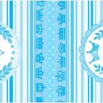 Mini Talento Realeza Azul